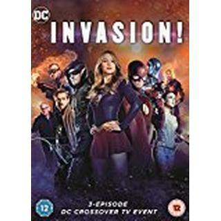 Invasion! DC Crossover [DVD]